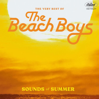 The Beach Boys - The Very Best Of The Beach Boys: Sounds Of Summer