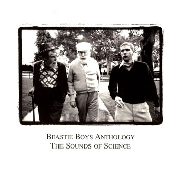 Beastie Boys - Anthology:  The Sounds Of Science