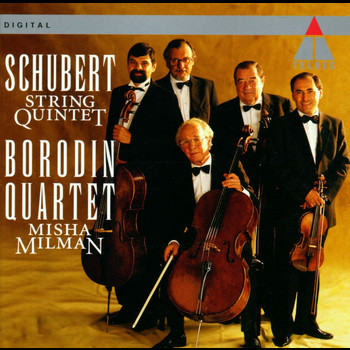 Borodin Quartet - Schubert : String Quintet in C major