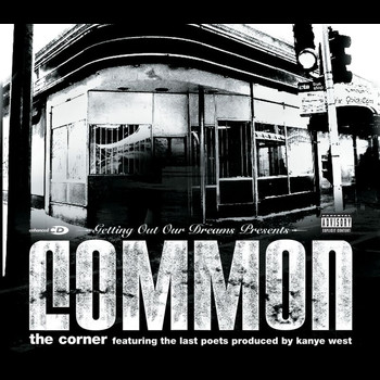 Common / The Last Poets - The Corner