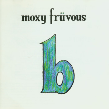 Moxy Fruvous - The 'B' Album
