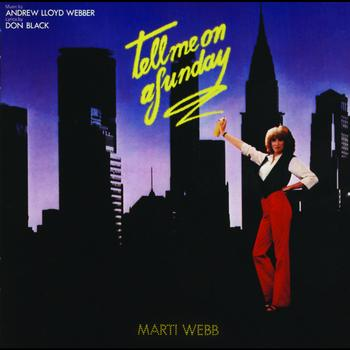 Marti Webb - Tell Me On A Sunday