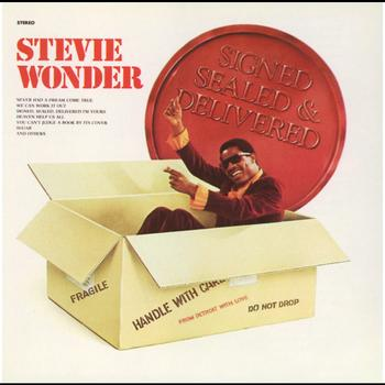 Stevie Wonder - Signed Sealed And Delivered
