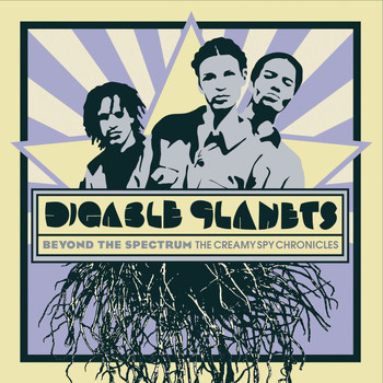 Digable Planets - Beyond The Spectrum - The Creamy Spy Chronicles