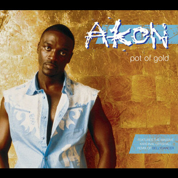 Akon - Pot of Gold