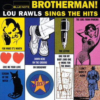 Lou Rawls - Brotherman! - Lou Rawls Sings His Hits
