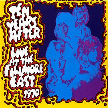 Ten Years After - Live At The Filmore East