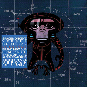 SPACE MONKEYZ VS GORILLAZ - Laika Come Home