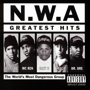 N.W.A. - N.W.A. Greatest Hits (World)