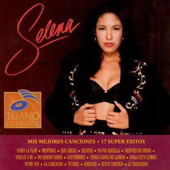 Selena Y Los Dinos - Mis Mejores Canciones - 17 Super Exitos
