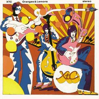 XTC - Oranges & Lemons