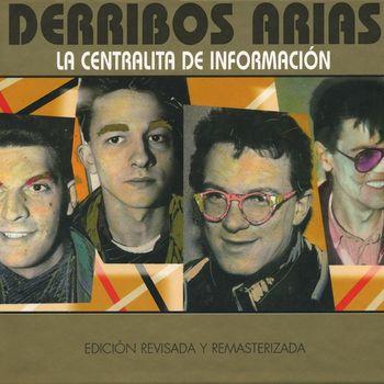 Derribos Arias - La Centralita de Informacion - Disco Libro