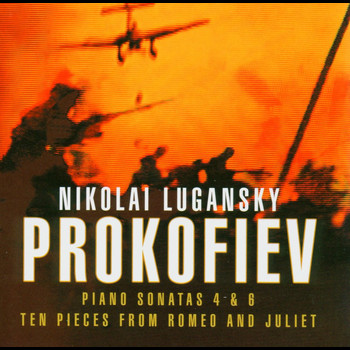 Nikolai Lugansky - Prokofiev : 10 Pieces from Romeo & Juliet