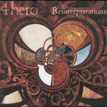 4hero - Two Pages Reinterpretations