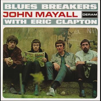 John Mayall & The Bluesbreakers / Eric Clapton - Bluesbreakers