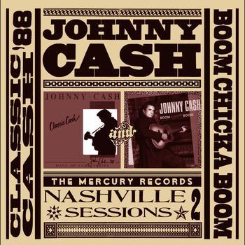 Johnny Cash - Classic Cash & Boom Chicka Boom