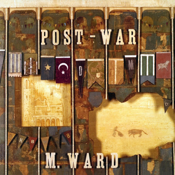 M Ward - Post-War
