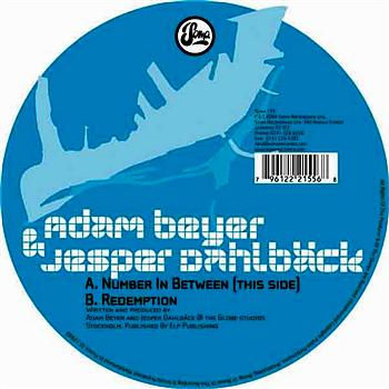 Adam Beyer feat. Jesper Dahlback - Number In Between