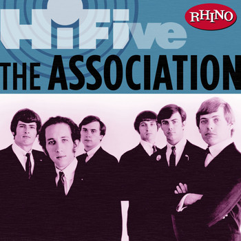 The Association - Rhino Hi-Five: The Association