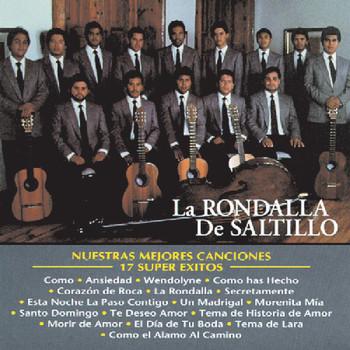 La Rondalla De Saltillo - Nuestras Mejores Canciones-17 Super