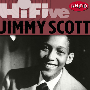 JIMMY SCOTT - Rhino Hi-Five: Jimmy Scott