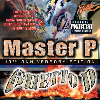Master P - Ghetto D 10th Anniversary