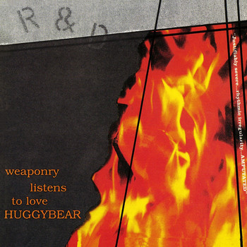 Huggy Bear - Weaponry Listens To Love