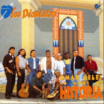 Los Diablitos - Omar Geles - 10 Años De Historia