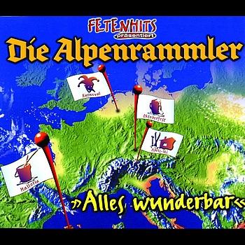 Die Alpenrammler - Alles wunderbar