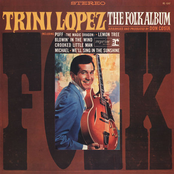 Trini Lopez - The Folk Album