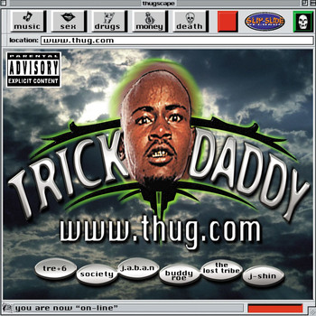 Trick Daddy - www.thug.com