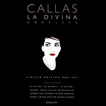 Maria Callas - La Divina Box