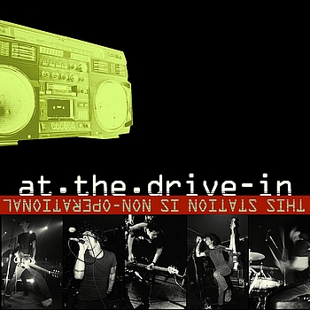 At The Drive-In - This Station Is Non-Operational