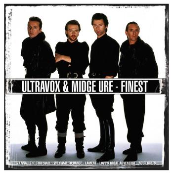 Midge Ure & Ultravox - Ultravox & Midge Ure - Finest