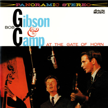 Bob Gibson - Bob Gibson & Bob Camp At The Gate Of Horn