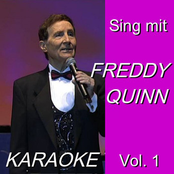 Freddy Quinn Playbacks - Karaoke - Sing Mit Freddy Quinn Vol.1