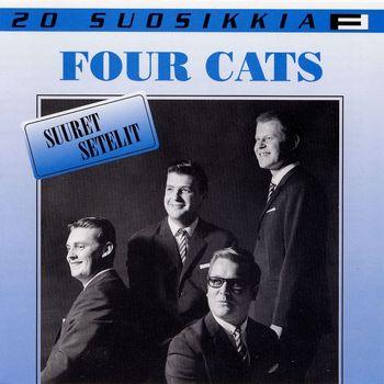 Four Cats - 20 Suosikkia / Suuret setelit