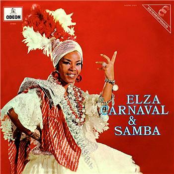 Elza Soares - Elza, Carnaval E Samba