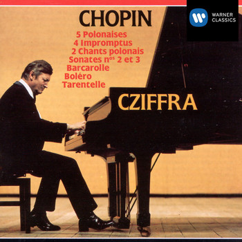 Georges Cziffra - Chopin polonaises sonate