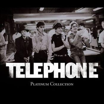 Téléphone - platinum
