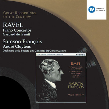 Samson François - Ravel: Piano Concertos/Gaspard de la nuit