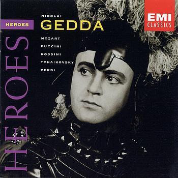 Nicolai Gedda - Opera Heroes
