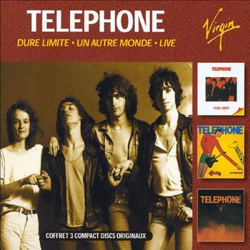 Téléphone - dure limite-un autre monde-le live
