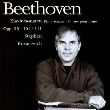 Stephen Kovacevich - Beethoven - Piano Sonatas 27, 28, 32