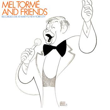 Mel Tormé & Friends - Live At Marty's, New York City