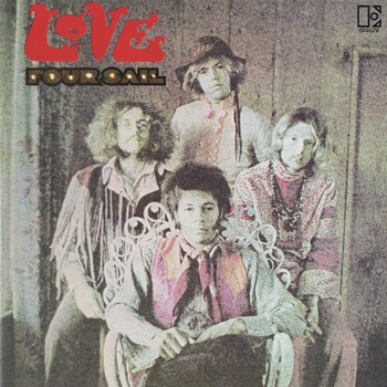 Love - Four Sail [w/bonus tracks]