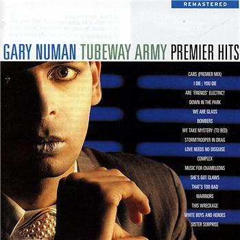 Gary Numan / Tubeway Army - Premier Hits
