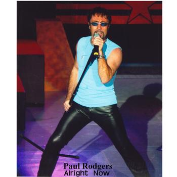 Paul Rodgers - Alright Now