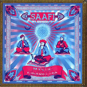 Saafi Brothers - Mystic Cigarettes
