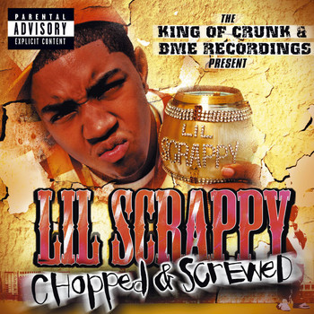 Lil Scrappy - Head Bussa - From King Of Crunk/Chopped & Screwed